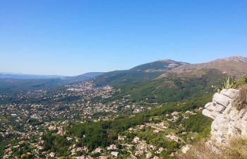 Demi-journée de randonnée trail autour de Saint-Paul-de-Vence