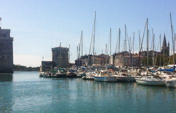 Une journée en voilier autour de La Rochelle