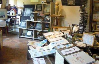 Calligraphie, enluminure et aquarelle : stage avec une artiste