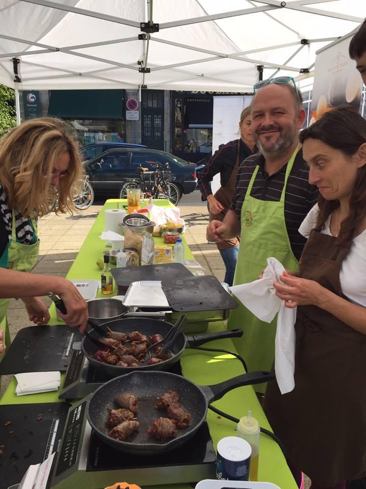 Cours de cuisine la carte au c ur de tours activit for Cuisine a la carte
