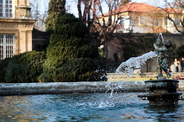 Fontaines et jardins d 39 aix en provence visite insolite activit aix en provence france for Fontaine de jardin nature et decouverte