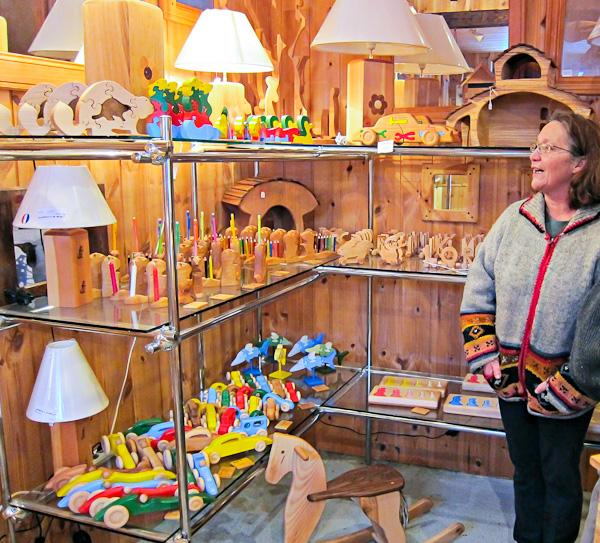 Nature et decouverte jouets en bois for Cuisine en bois nature et decouverte