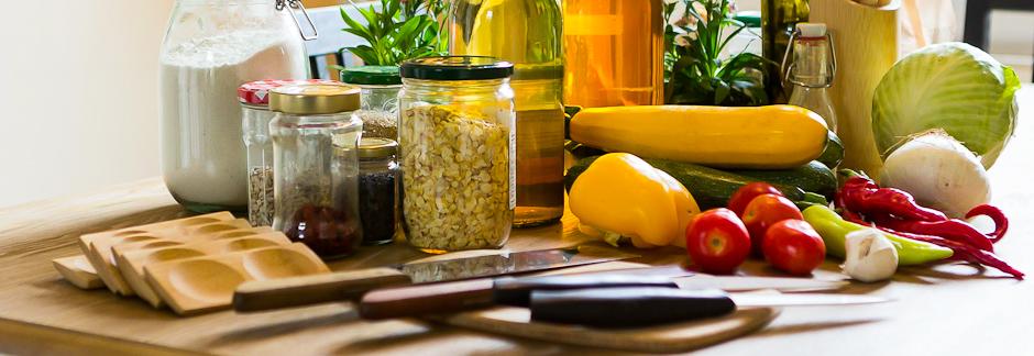 Apprendre cuisiner sain avec des produits locaux et de for Apprendre cuisine