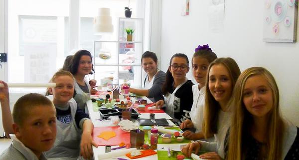 Atelier cuisine lyon comment d corer son cupcake for Atelier cuisine lyon