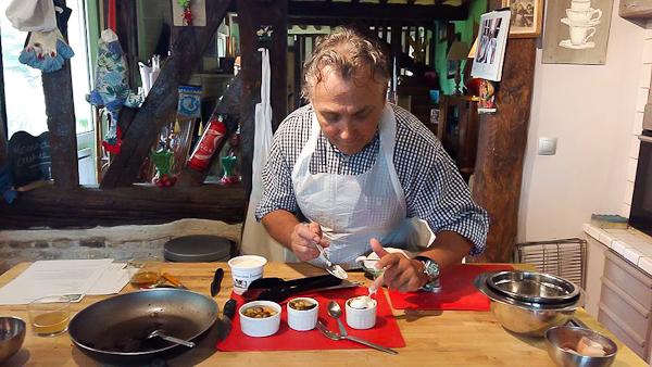 Cours de cuisine dans une long re normande activit - Cours de cuisine normandie ...